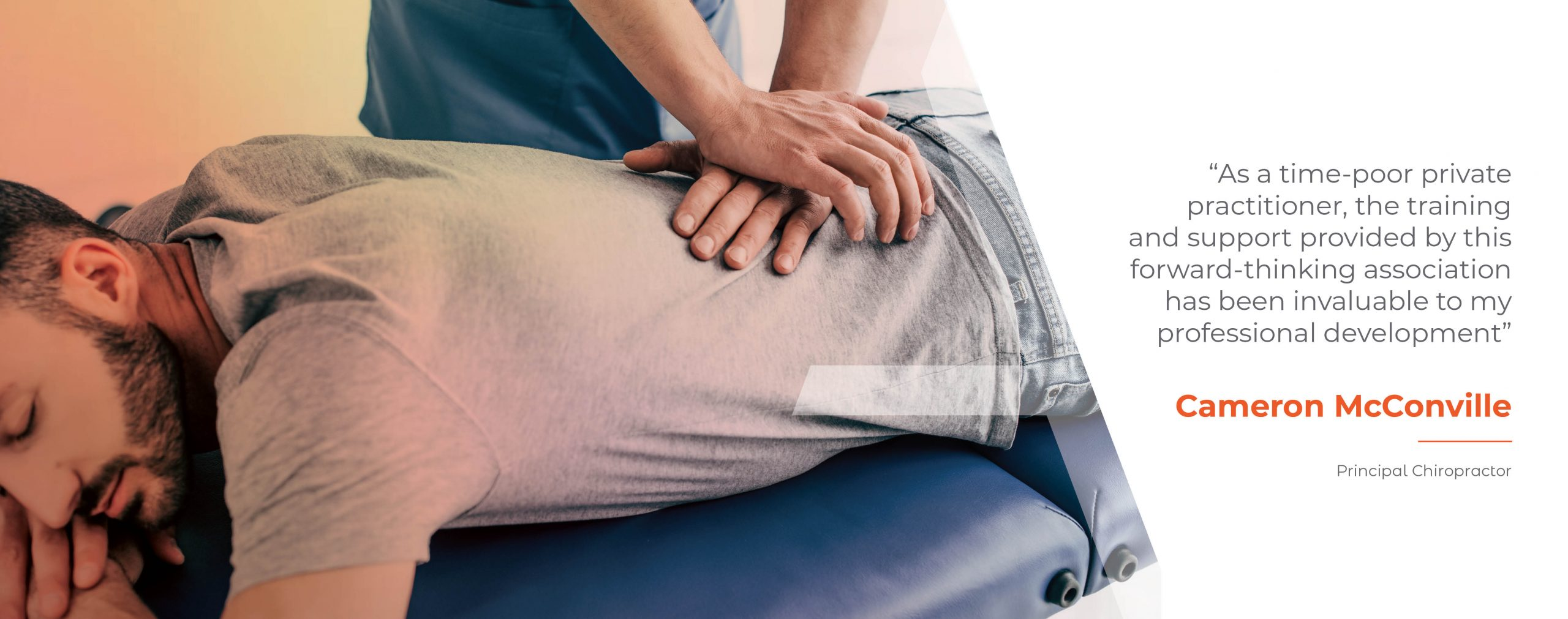 chiropractor for lower back pain
